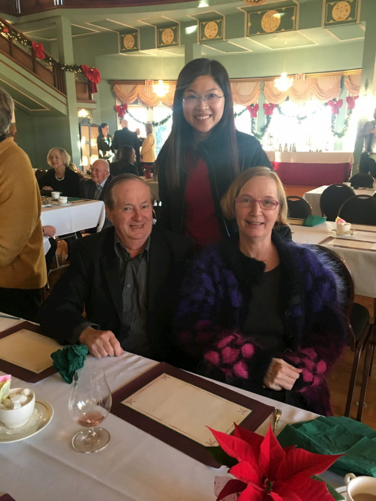 Government house afternoon tea