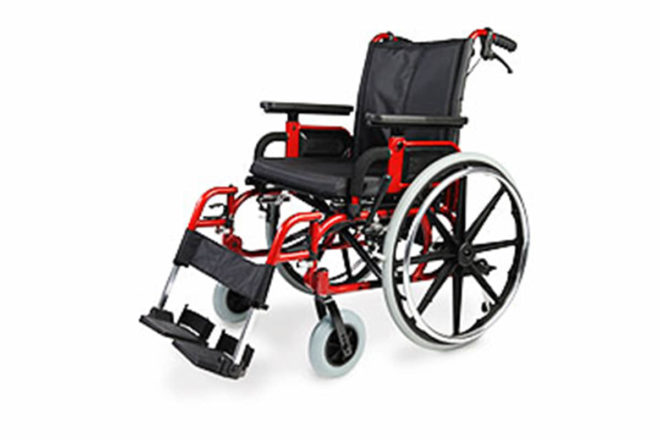 Endeavor Manual Wheelchair 1